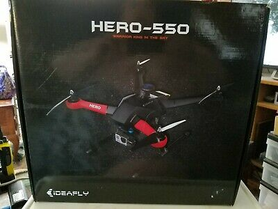 IDEAFLY HERO-550 FPV ready model 116360  RTF    New in the box opened for pics