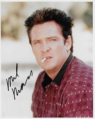 Michael Madsen Star of Reservoir Dogs Signed Authentic Autograph 8x10 Photo COA