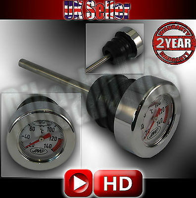 Keep your Harley Davidson oil temperature in the safe zone / gauge / dipstick
