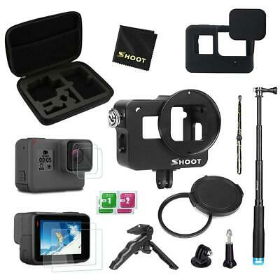 D&F Kit di accessori Custodia protettiva per GoPro Hero 7 Black (solo...