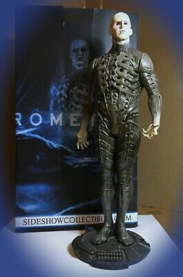 Sideshow Prometheus Engineer Aliens Statue! Rare!! Sold Out Edition