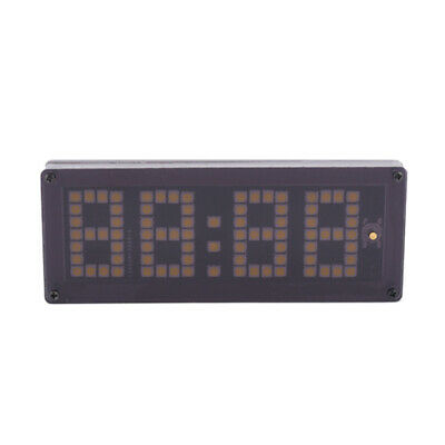 Car Three-In-One Time Temperature Voltage Multi-Function Led Dot Matrix Clo H3T2