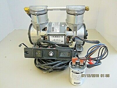 USED Compressor Pump KS67050-09U  FASCO 115V 60 Hz 2.91A 1685 RPM CO416-1