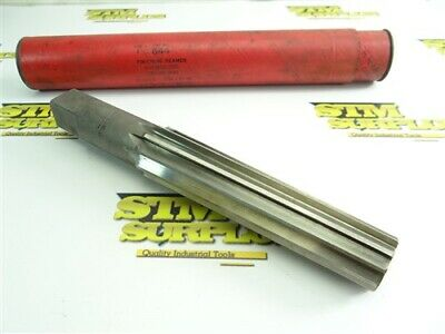 Nice! Cleveland Hss Straight Shank Finishing Reamer #4