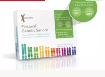 FULLY PAID! 23 and Me ANCESTRY DNA Test Kit -INCLUDES LAB FEES Free Shipping