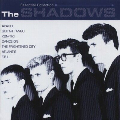 The Shadows (2 Cd) Essential Collection ~ Greatest Hits~Best Of ~ Guitar *New*