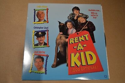 Laserdisc  - Rent A Kid