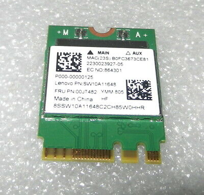 RealTek RTL8821AENF NGFF M.2 WIFI Wlan Wireless Card BT4.0 Bluetooth CARD