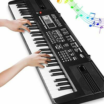 Digital Music Piano Keyboard 61 Key Portable Electronic Musical Instrument
