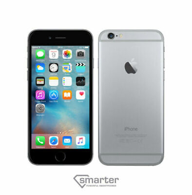 Apple iPhone 6  16GB 32GB 64GB  (Unlocked) Space Gray