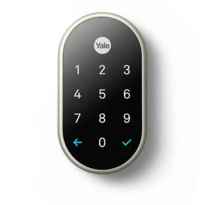 Nest X Yale Smart Lock with Nest Connect Brand New | Authentic 100%