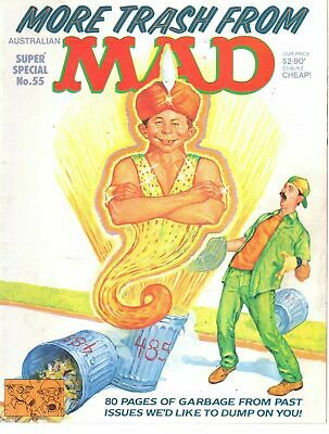 """Australian """"Mad - Super Special"""" #55 !!! FREE POSTAGE !!!"""
