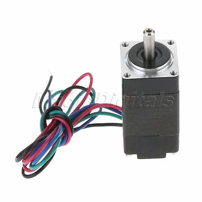 NEMA8 1.8° Degree 2-Phase 4-Wire 33mm Bipolar Stepper Motor For 3D Printer