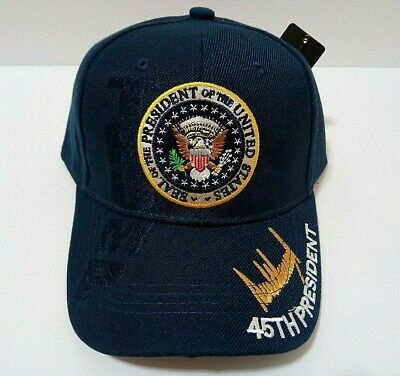 MAGA Donald Trump Seal Make America Great Again Keep America Great Navy Blue Hat