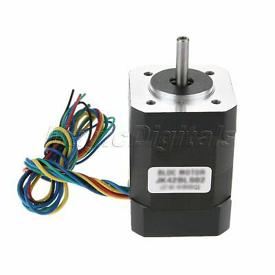 JK42BLS01 Brushless DC Motor 26W 5.4A 24V 3-Phase 4000RPM 41mm Length BLDC Motor