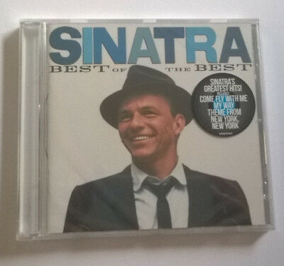 Sinatra: Best of the Best CD (Brand New Factory Sealed)