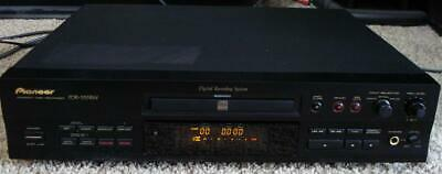Pioneer Pdr-555Rw Cd Recorder Player Optical Coax Perfect Working Ex - See Video