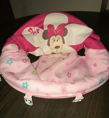 SEAT SLING for Bright Starts Walker - Minnie Mouse