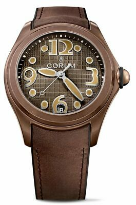 Corum Bubble Heritage Bronze Limited Edition Up To 350 Pieces 47Mm. Grear Cond.
