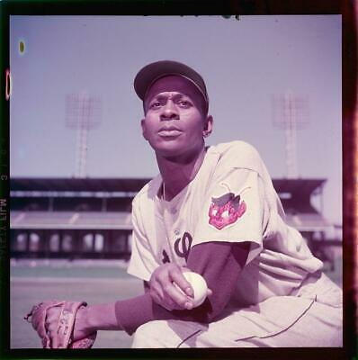 Satchel Paige,St Louis Browns,pitcher,African American,baseball,sports,1952