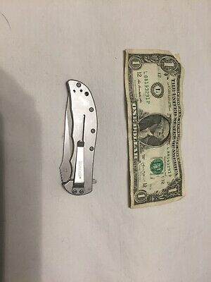 kershaw 3655 Single Flipper Blade With SpeedSafe Assisted Opening Pocket Knife