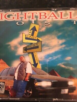Eight Ball - Lost - 3 CD Set - House in the Hood - Scummie - 1998 Suave Records