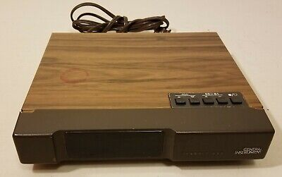 Vintage - General Instrument - Jerrold 400 Cable Converter Box - DRX-3-105  READ