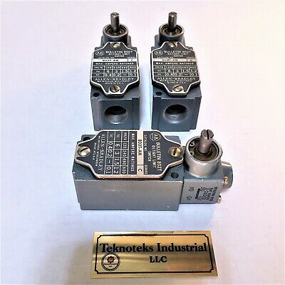 THERMO-DISC 36TXE11 THERMAL Switch: 2/Lot: Great Price - $3 90