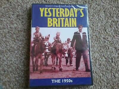 Yesterday's Britain The 50's Readers Digest dvd