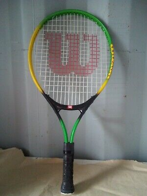 Unstrung  Atrigon WIN Master Late 1980/'s Design Tennis Racket with cover USA mad