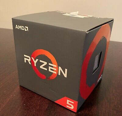 AMD Ryzen 5 1600 3.20 GHz (YD1600BBAEBOX) Processor