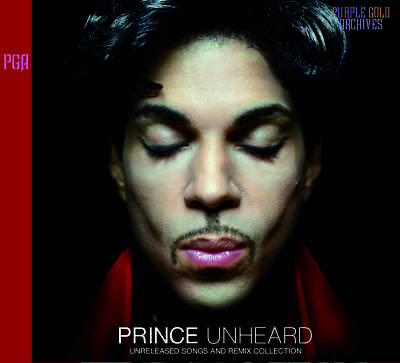 Prince UNHEARD-UNRELEASED SONGS AND REMIX COLLECTION Rock Pops Music CD