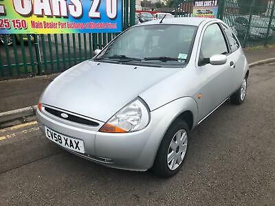 Ford Ka 1.3 2008 (58) Style,ONLY 29000 MILES, FULL SERVICE HISTORY, OCT MOT