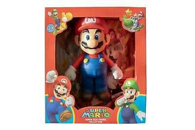 Super Mario Super Size Figure Collection - Mario (Game Action Figure/Toy/Gift)