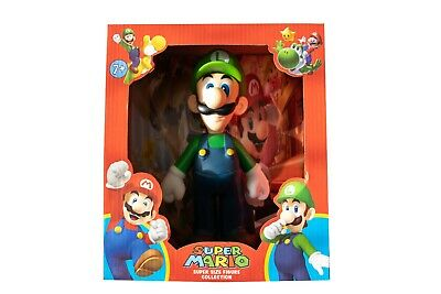 Super Mario Super Size Figure Collection - Luigi (Game Action Figure/Toy/Gift)