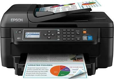 Epson Workforce WF-2750DWF Stampante a Getto D`Inchiostro, Multifunzione...