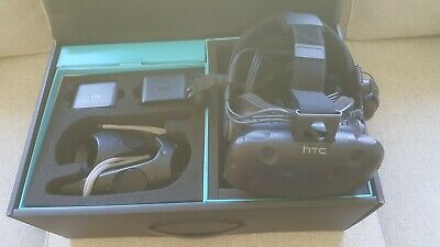 HTC Vive VR Headset bundle with Deluxe Audio Strap