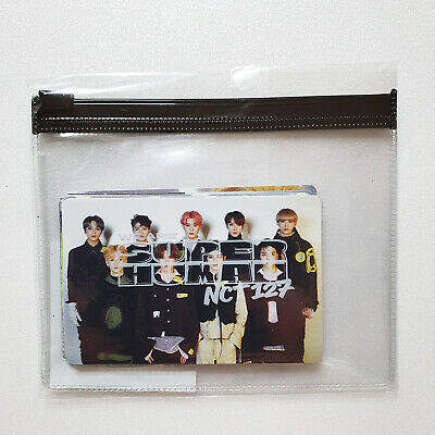 NCT127 the 4th Mini Album [We Are Superhuman] Official Sticker Pack