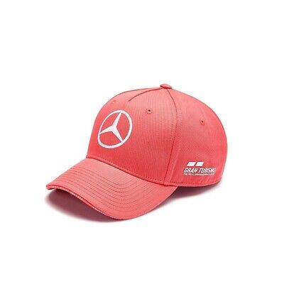 2019 F1 Adults Lewis Hamilton Baseball Cap Mercedes AMG - Silverstone British GP