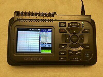 GL200A with USB CABLE & AC ADAPTER POWER SUPPLY
