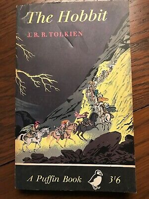 The Hobbit FIRST PUFFIN EDITION  by J.R.R. Tolkien