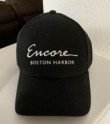 Encore Boston Harbor Cap New Without Tags!!! First Casino Ever In Boston!!!!