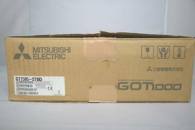 New Mitsubishi Touch Panel GT1585-STBD Display Sequencer Japan