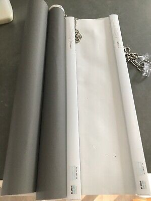 Commercial Quality Blockout 100% Blackout Roller Blinds 60 Wide 1800 Drop