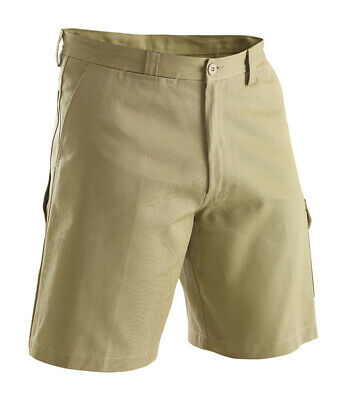 Clearance!! Stubbies Workwear Drill Cargo Short (BB5603)