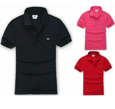 New Hot POLO Men's Casual Shirt Short Sleeve Shirt T-shirts size M-6XL 12 Colors