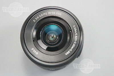 Sony E 16-50mm f/3.5-5.6 OSS PZ SELP1650 Lens for Mirrorless Sony A Camera Excl+