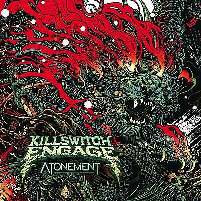 Killswitch Engage - Atonement CD ALBUM NEW (14TH AUG)