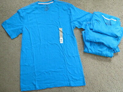 LOT No Boundaries blue vneck tshirts adult/womens S,M,XL,2XL Girl Scout leaders?