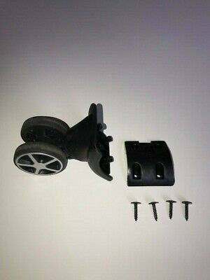 Samsonite Luggage Replacement Wheel Parts  - Left Front Spinner Wheel Assembly